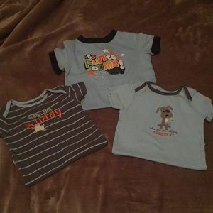3 onesies size 18 months